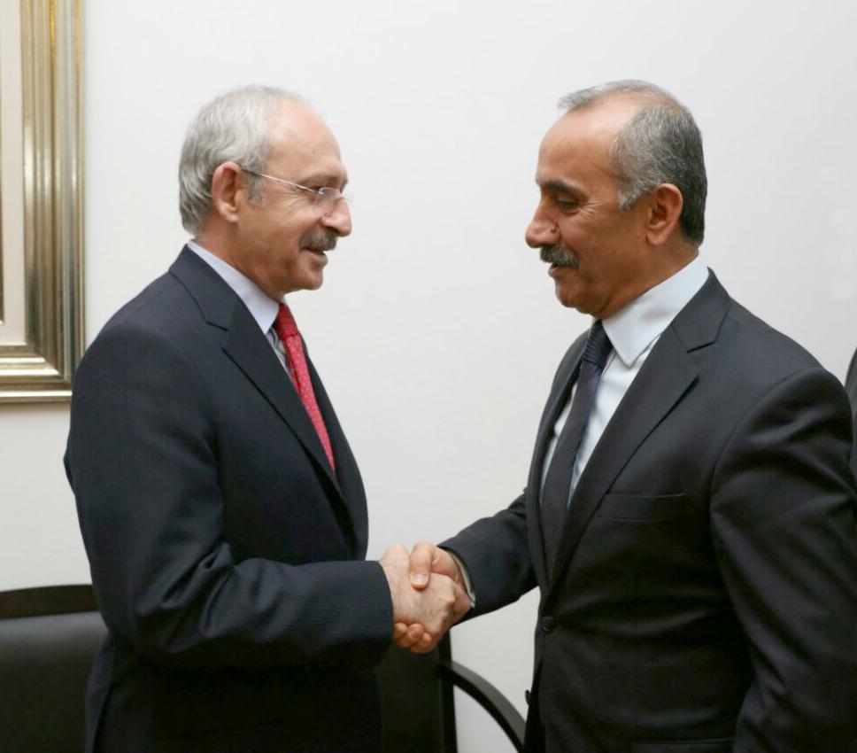 CHP Lideri Kemal Kılıçdaroğlu, Hatay'a geliyor