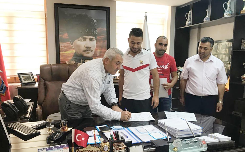 Başkan Yaşar Toksoy'dan spora tam destek