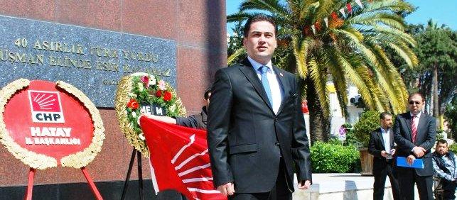 CHP Hatay Servet Mullaoğlu'nda