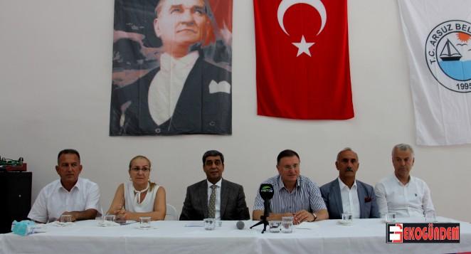 Karaağaç ve Nardüzü'ne 167 km'lik kanalizasyon hattı projesi
