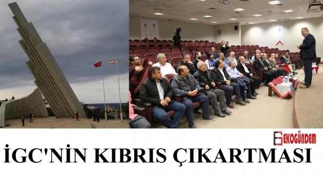 İGC'li Gazetecilerin Kuzey Kıbrıs Çıkartması