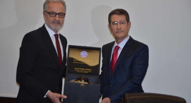 "Canikli'ye İTSO Başkanı Yılmaz İskenderun İl olmalı"" talebi!"