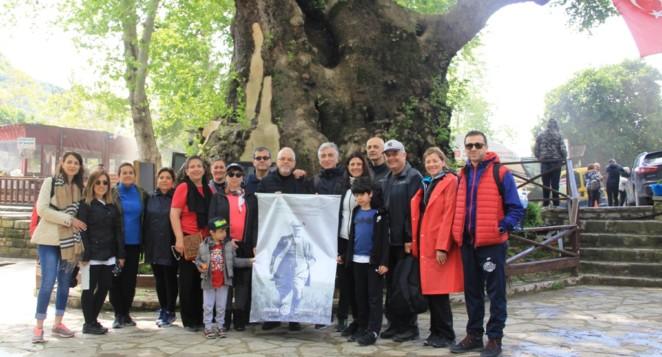 Antakya Defne Rotary Kulübü'nden 23 Nisan yürüyüşü
