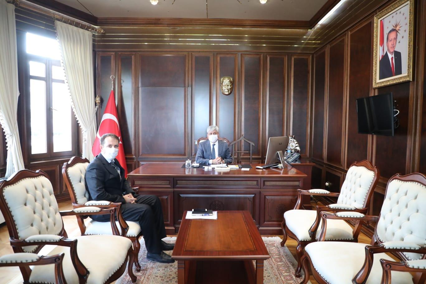 Rahmi Doğan, Ulaştırma 5. Bölge Müdürü
